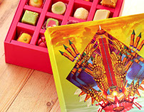 2014 Diwali sweet box - The Park Hotels