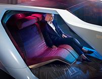 BMWi Interaction EASE Concept - CES 2020