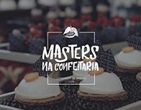 Masters na Confeitaria