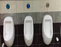 Infrared Sensor Toilet Auto Flush Singapore