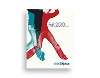 Coastal Jazz Fall Brochure