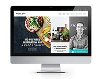 Nicolas Vahé - Website