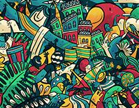 Brasil Mural