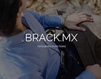 B R A C K M X | Fotografía de producto