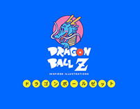 Dragon Ball Inspired Illustrations