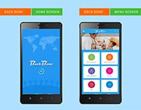 AOSTA (Back Bone) Mobile App