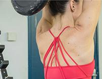 La fille et le muscle
