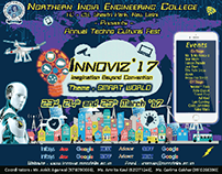 College Fest Posters and Banners