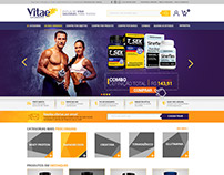 Website - VitaeSuplemento