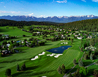 Eagle Bend Golf Club: Website, Drone Photo/Video