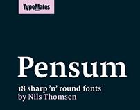 Pensum Pro