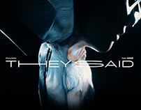 Pony5ibe - They said ft.陳嫺靜 【Animated Music Video】