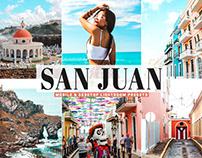 Free San Juan Mobile & Desktop Lightroom Presets