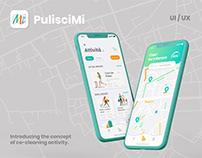 PulisciMi - Service & App Design