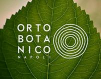 Brand Identity - Botanical Garden Napoli