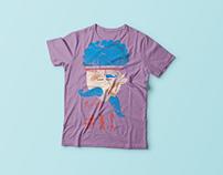 Nr 1 - T-shirt design