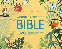 ESV-CE Children's Bible, SPCK