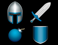 Medieval Item Icons