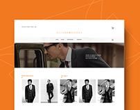 Oliver Woodes | Branding, Graphic Design, Webdesign