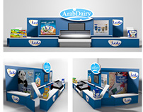 Arab Dairy Booth