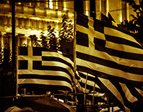 Grexit or Greekment? The Greferendum YES rally