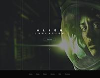 Alien Isolation splash