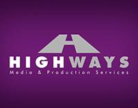 Highways Media & Production Services Logo Intro