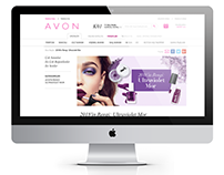 Avon - Color of the year Category & Newsletter