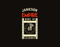 DONE IN SIXTY SECONDS PROMO // JAMESON
