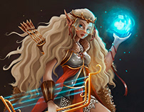 Bard Warrior