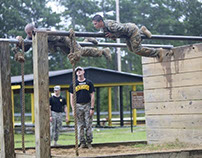 Training to become US Army Ranger