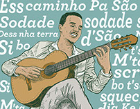 CONCERT POSTER for Naejus Thomas and       Naoned Swing