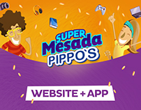 Supermesada Pippo's - Website and App