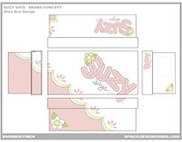 Brand Design - Children's Footwear Concept