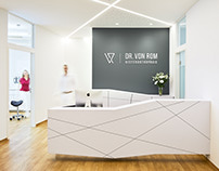 Modern orthodontic office - Munich