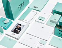 Visual identity and more for Oh! by Kopenhagen Fur
