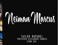 Neiman Marcus 6 Month Buying Plan