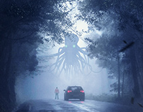 Stranger Things - The Road is Closed
