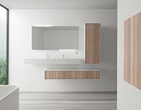 A minimalist room