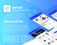 ShopxCart | eCommerce Android App