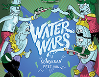WATER WARS SONGKRAN FESTIVAL