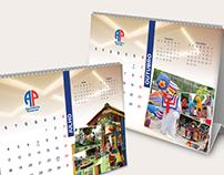 Calendário AP 2015