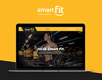 Landing Page Smart Fit