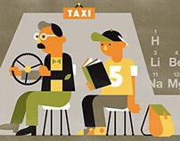 Teacher Taxi