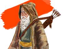 digital character