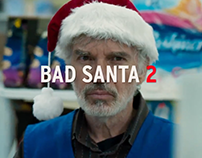 BAD SANTA 2 END CREDITS