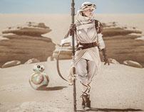 Star Wars in egypt