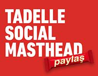Tadelle Social Masthead