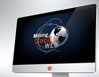 Mining Social Web Cover for Clemson World magazine iPad