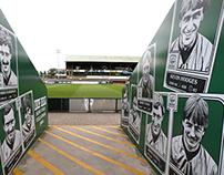 Plymouth Argyle FC Stadium Branding